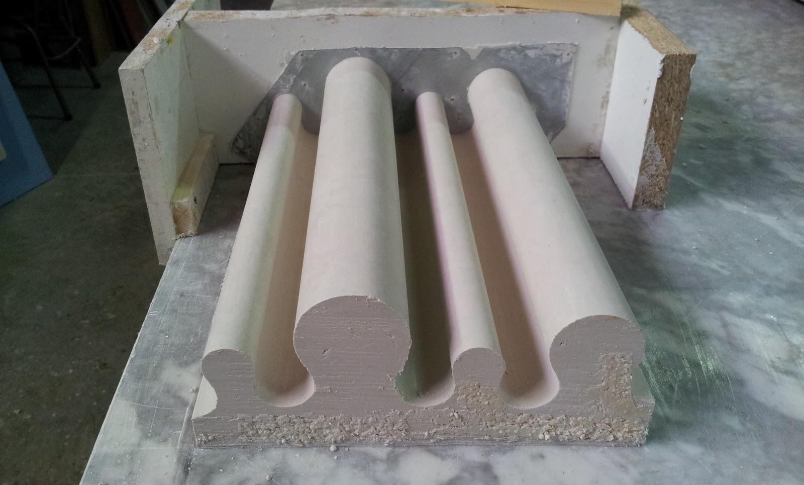 Molduras de escayola alfredo bueno moldes - Molduras de escayola en madrid ...